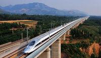 CRH380A Zug China