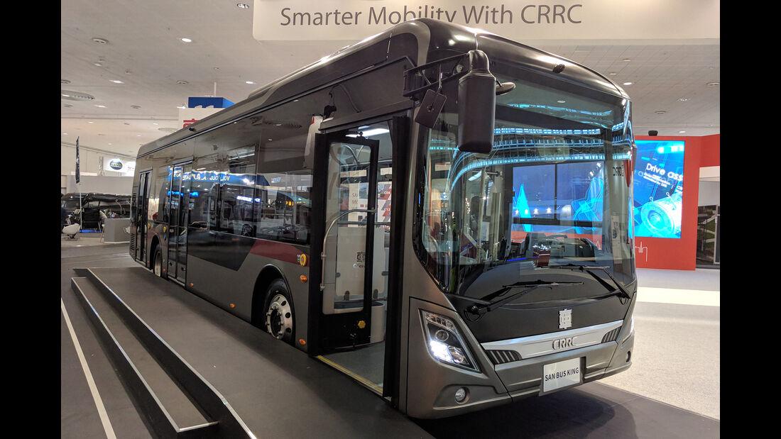 CRRC San Bus King