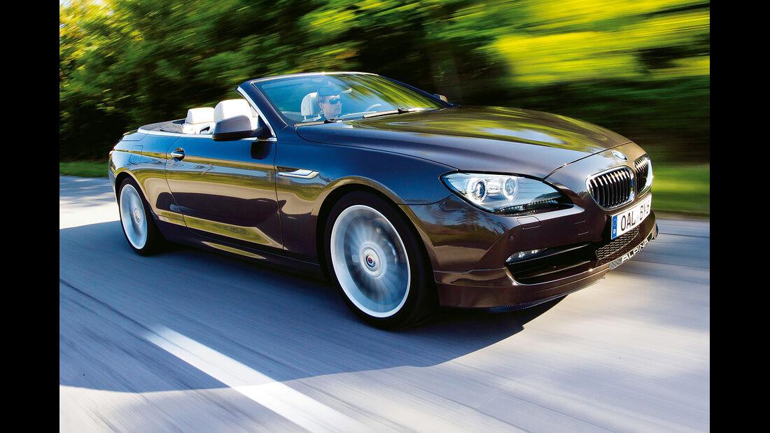Cabrio, BMW Alpina B6 Cabrio