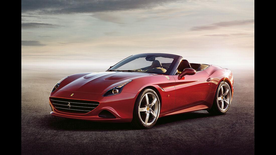 Cabrio, Ferrari California T