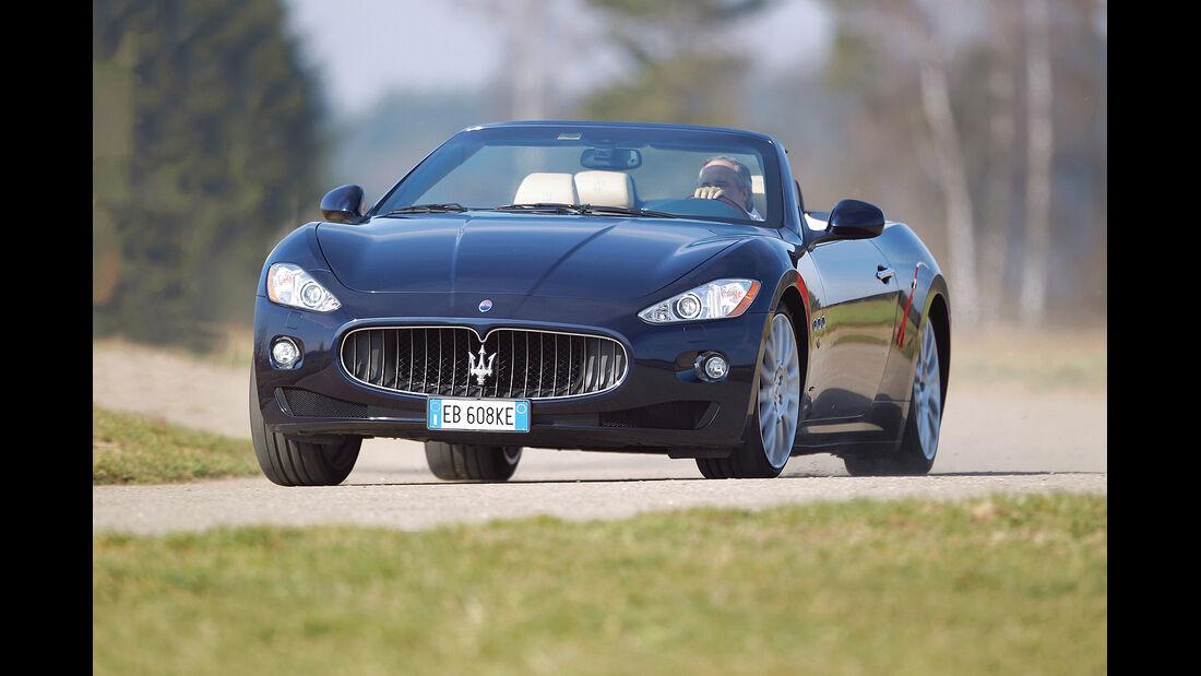 Cabrio, Maserati GranCabrio Sport