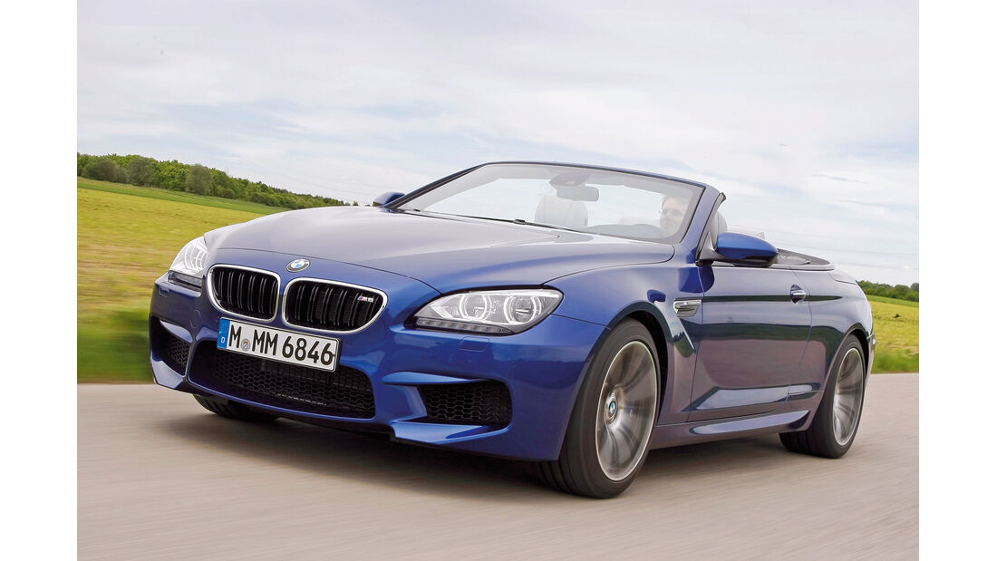 Cabrios bis 100 000 €, BMW M6 Cabrio