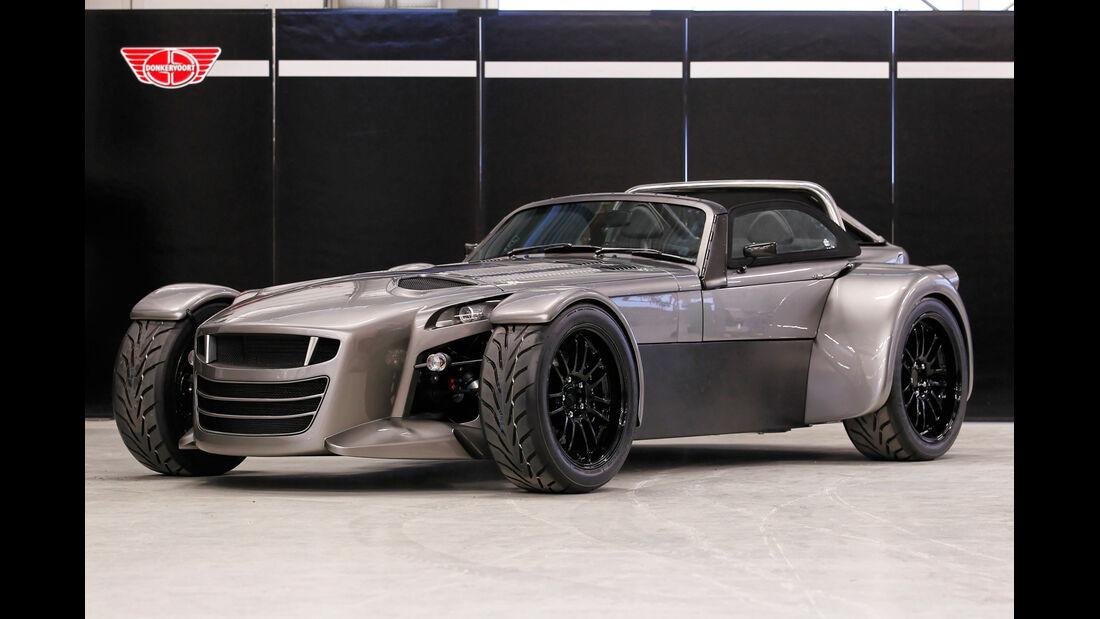 Cabrios über 150 000 €, Donkervoort D8 GTO