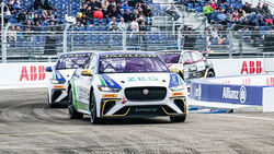 Caca Bueno - Jaguar I-Pace eTrophy - Berlin - 2019