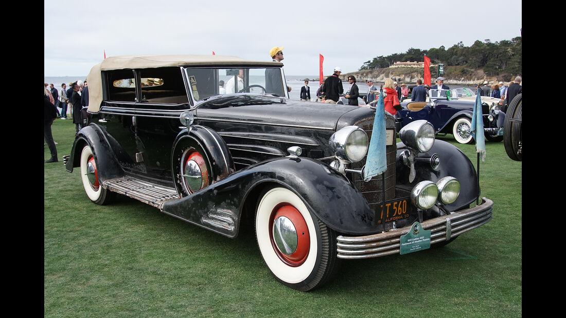 Cadillac 452C Fleetwood All Weather Phaeton 1933