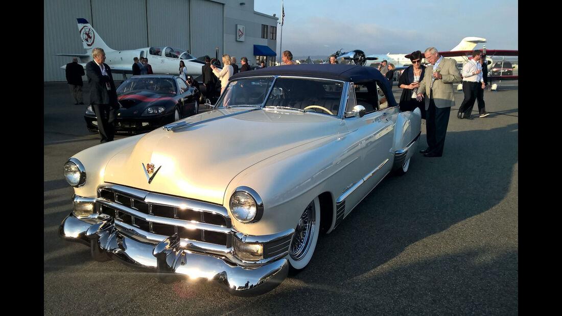 Cadillac 61 - McCall's Motorworks Rivival - Monterey - Pebble Beach 2016