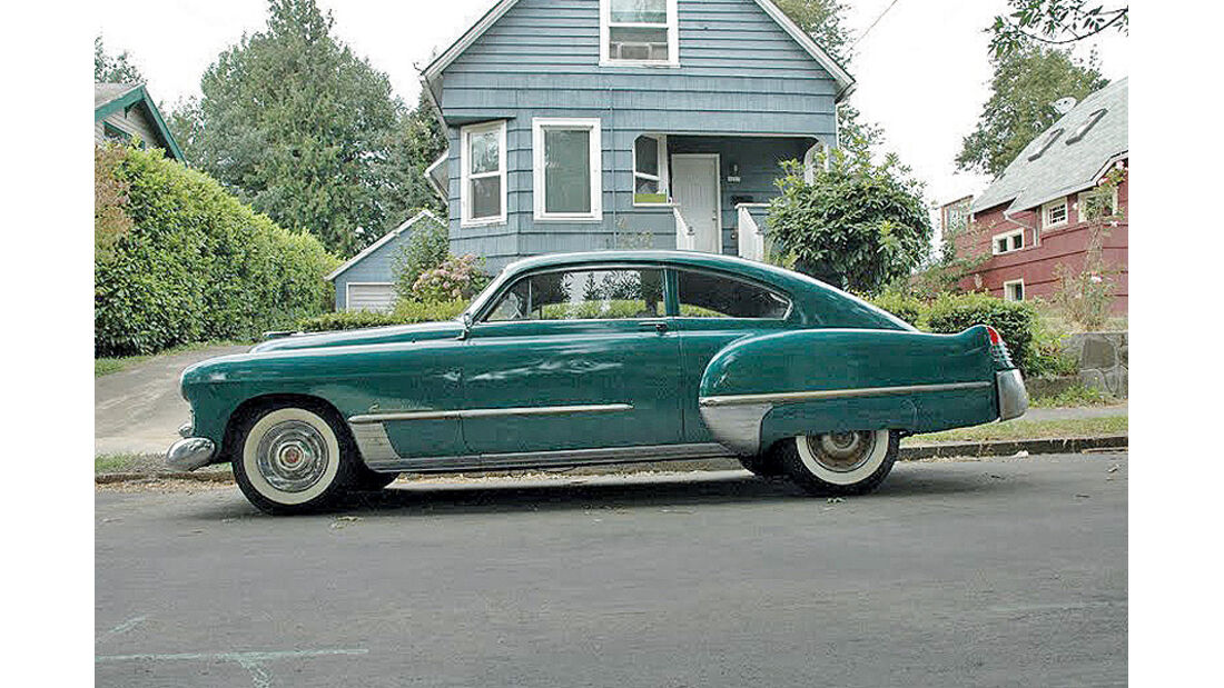 Cadillac 62 Sedanet