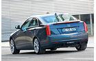 Cadillac ATS 2.0 Turbo, Heckansicht