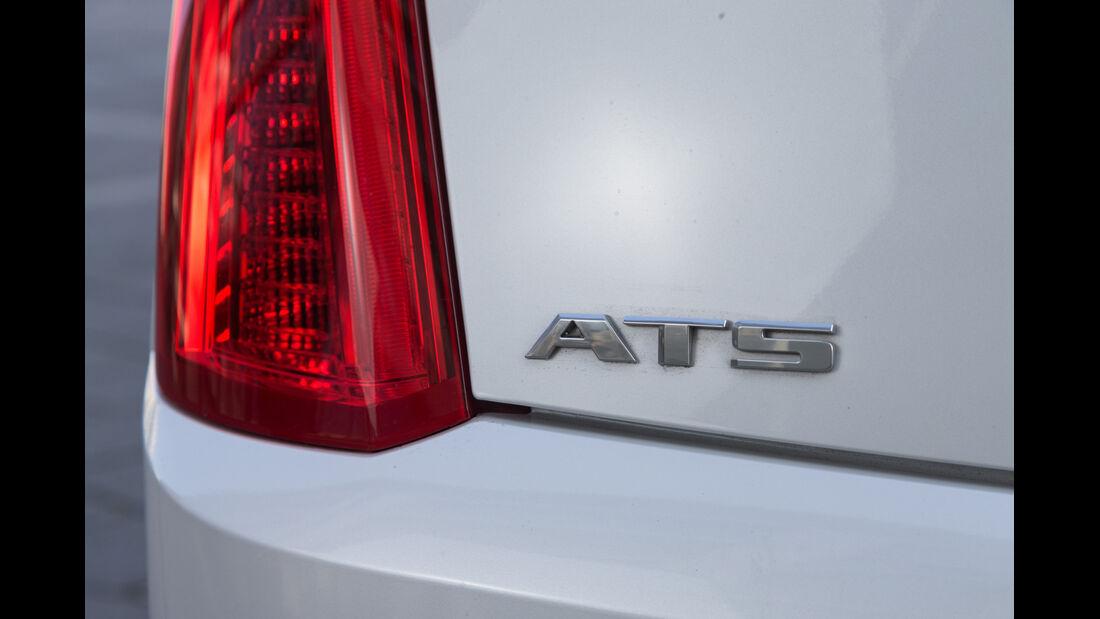 Cadillac ATS Coupé 2.0 Turbo AWD, Typenbezeichnung