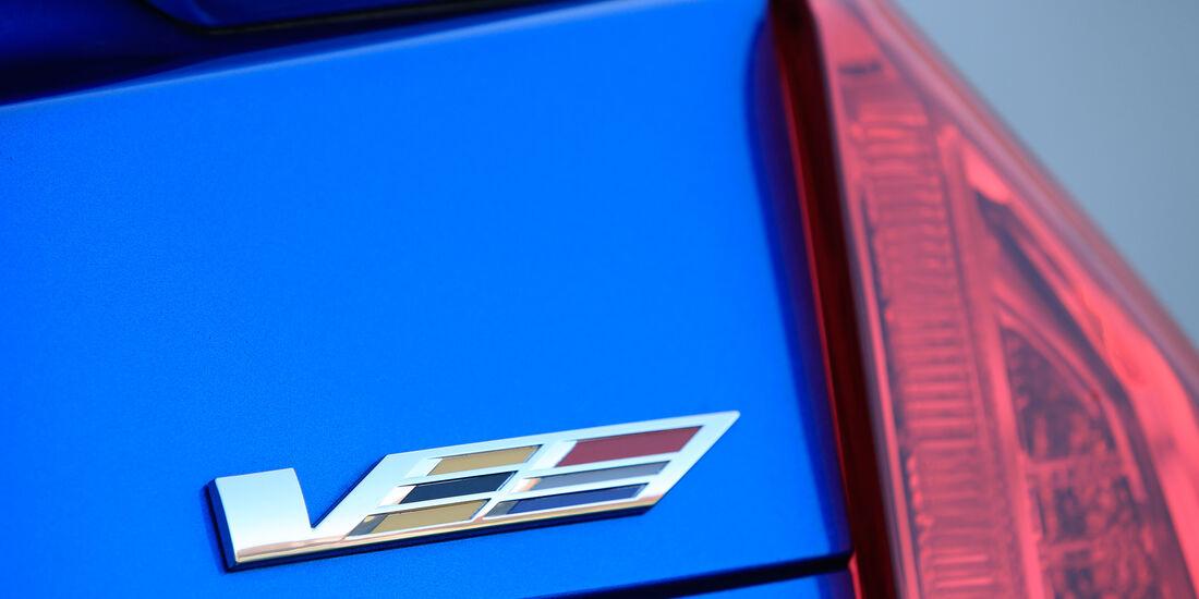 Cadillac ATS-V, Typenbezeichnung