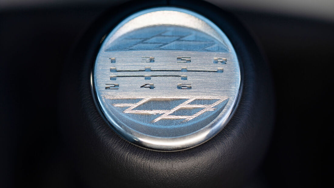 Cadillac CT4 V Blackwing Schaltknauf
