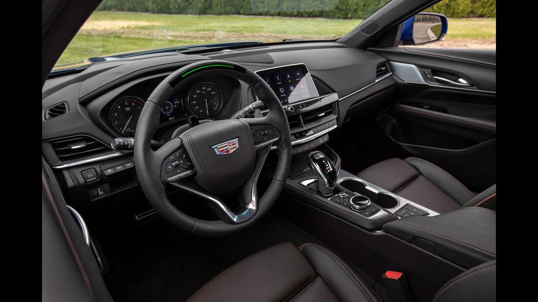 Cadillac CT4-V CT5-V Limousine 2019