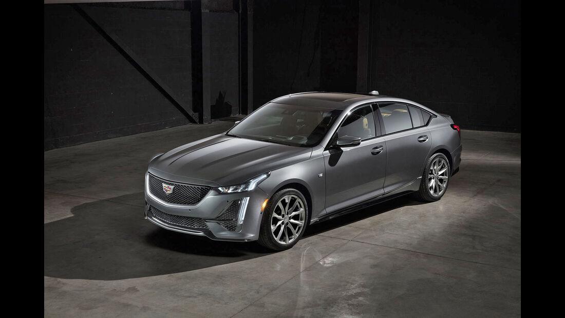 Cadillac CT5 Modelljahr 2019