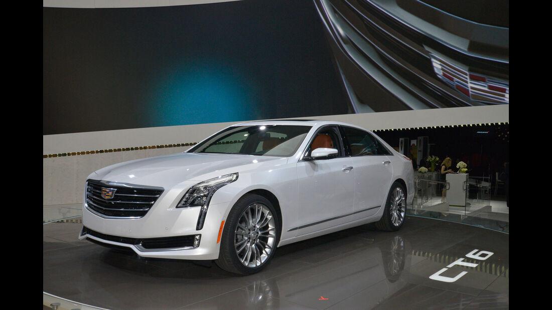 Cadillac CT6 - New York Auto Show 2015