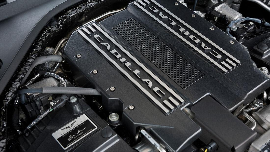 Cadillac CT6-V Blackwing-V8