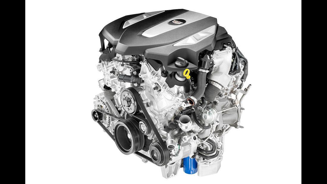 Cadillac CT6 V6 Biturbomotor