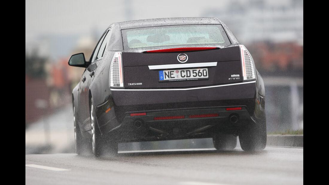 Cadillac CTS 3.6 V6 AWD, Heckansicht