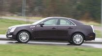 Cadillac CTS 3.6 V6 AWD, Seitenansicht