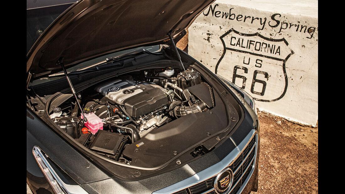 Cadillac CTS, Motor