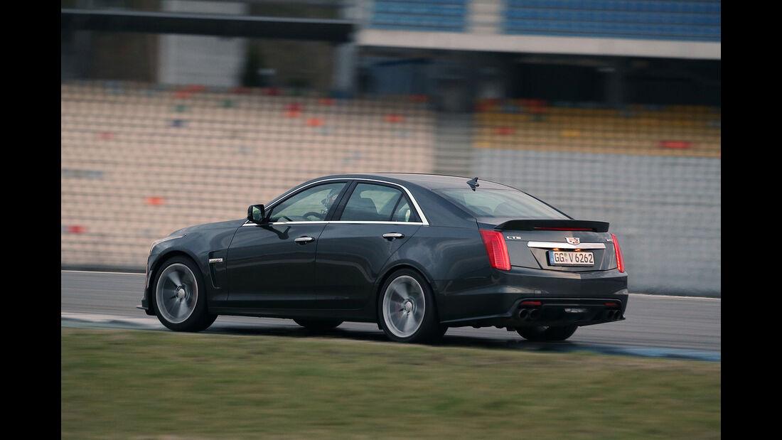 Cadillac CTS-V (2018)