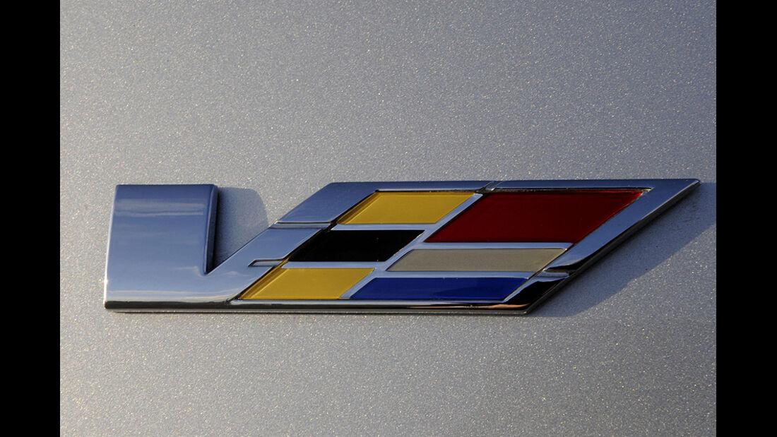 Cadillac CTS-V Coupé
