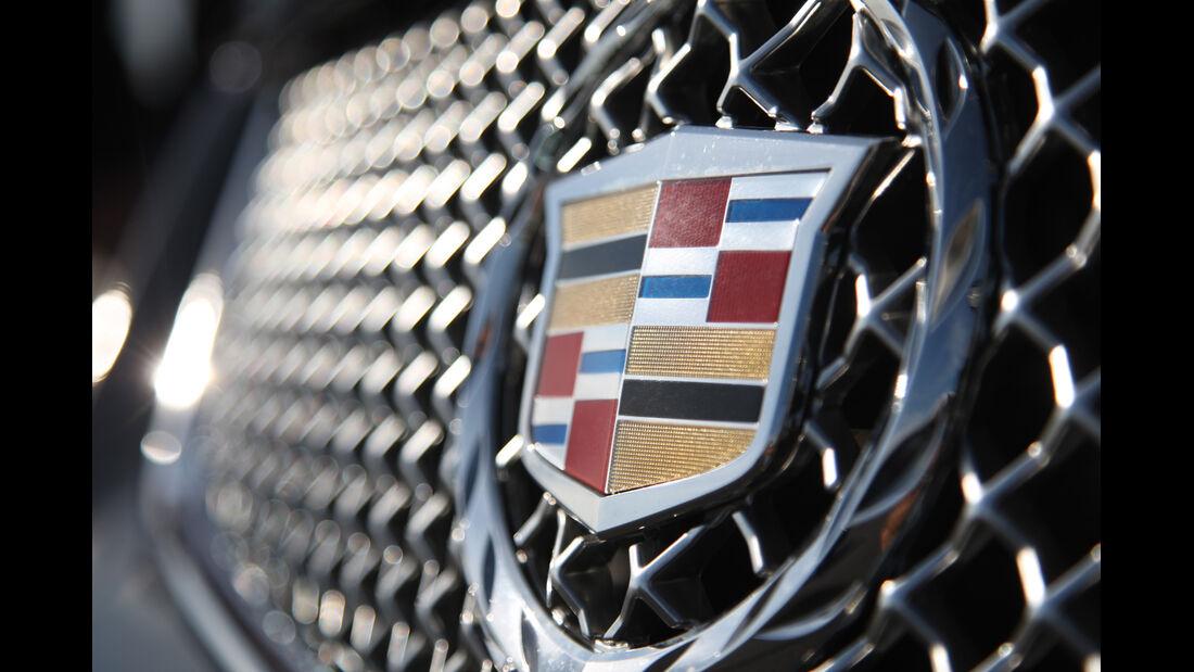 Cadillac CTS-V Coupé, Kühlergrill