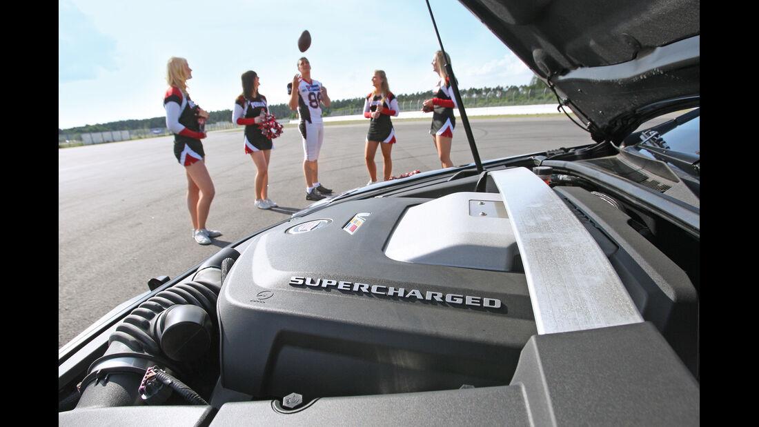 Cadillac CTS-V Coupé, Motor