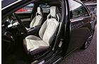Cadillac CTS-V, Fahrersitz