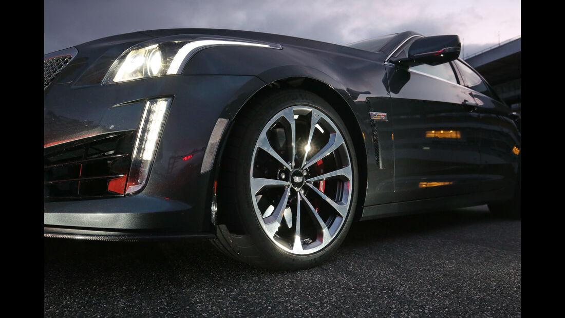 Cadillac CTS-V, Rad, Felge