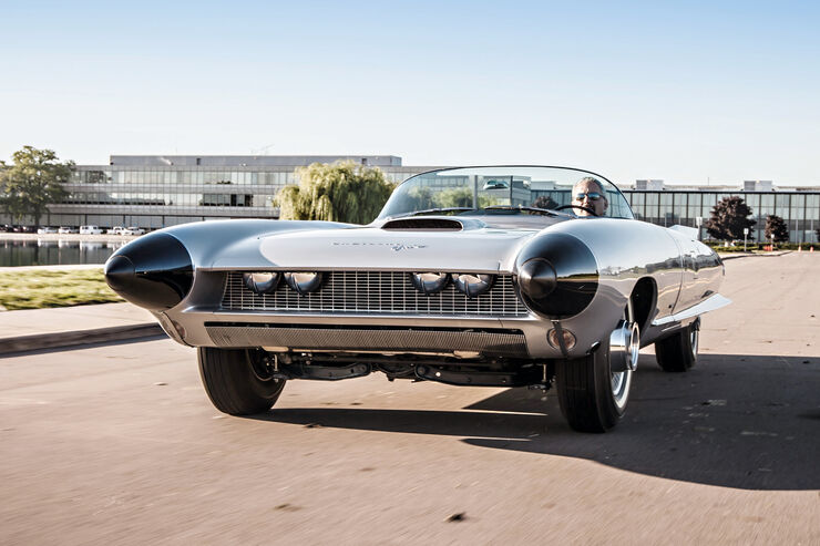 Cadillac Cyclone, US-Studie, Reportage, USA