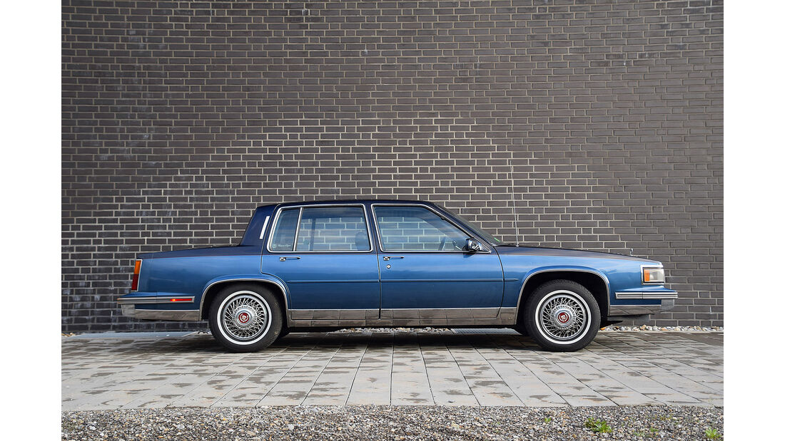 Cadillac De Ville Fleetwood Elegance 1988 Oldtimer Auktion Toffen