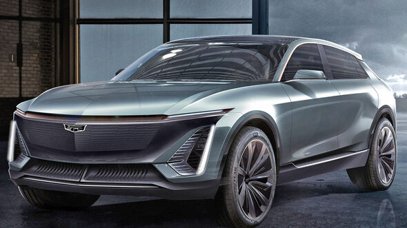 Cadillac EV Elektro-SUV