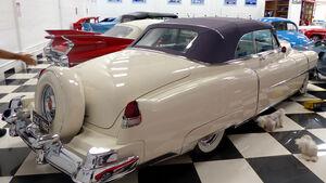 Cadillac Eldorado Cabrio - Nelson Piquet - Autosammlung