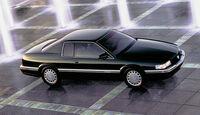 Cadillac Eldorado TC, Heckansicht