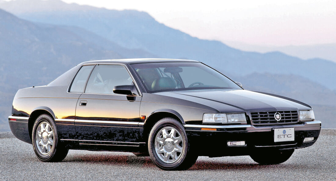 Cadillac Eldorado TC, Seitenansicht