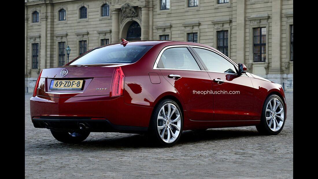 Cadillac Entry-Level Sedan