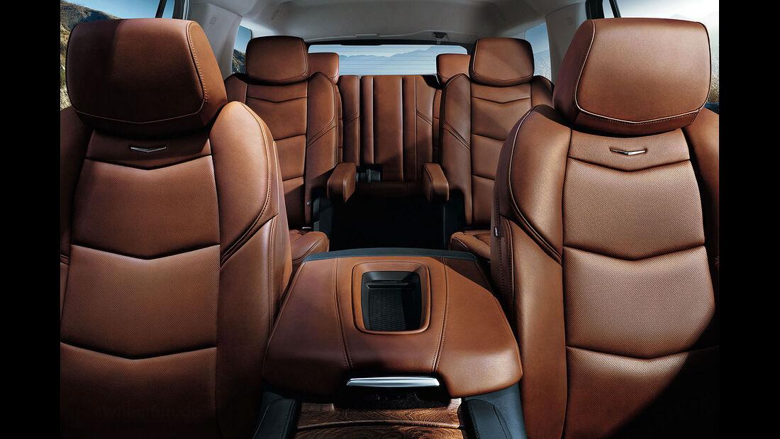 Cadillac Escalade 2014 Siebensitzer