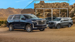 Cadillac Escalade ESV 2021
