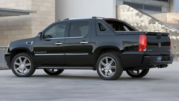 Cadillac Escalade EXT Pickup 2013