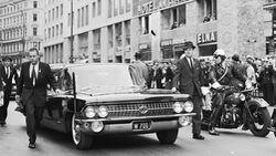 Cadillac Fleetwood 75 (1961) Präsident Kennedy Wien
