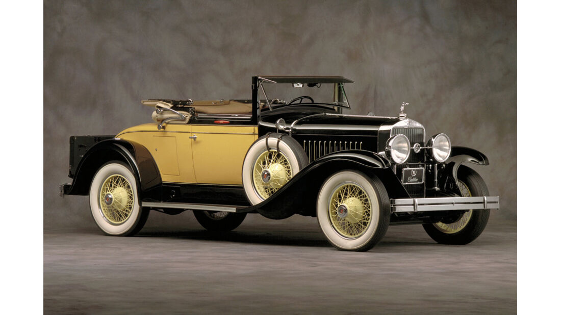 Cadillac La Salle, 1927