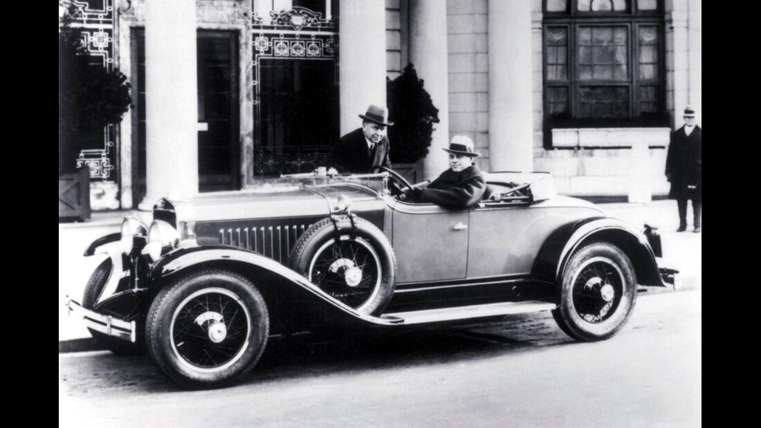Cadillac La Salle sw, 1927