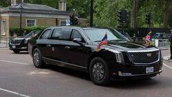 "Cadillac One ""The Beast"""