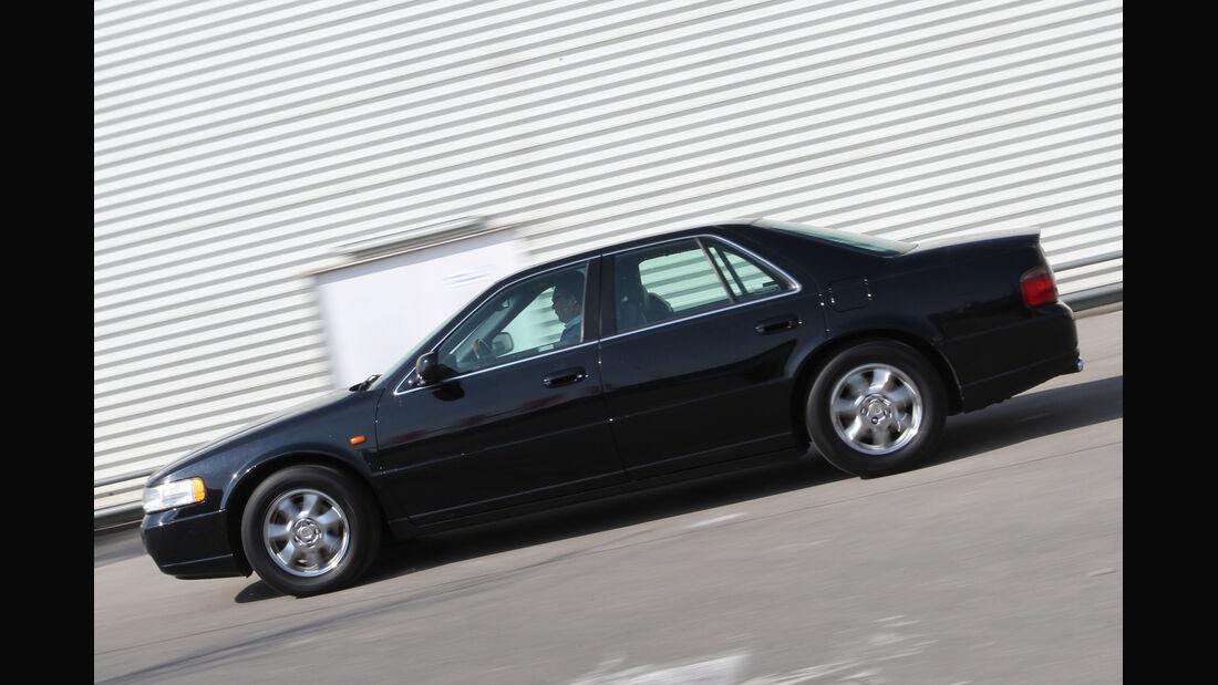 Cadillac Seville STS, Seitenansicht