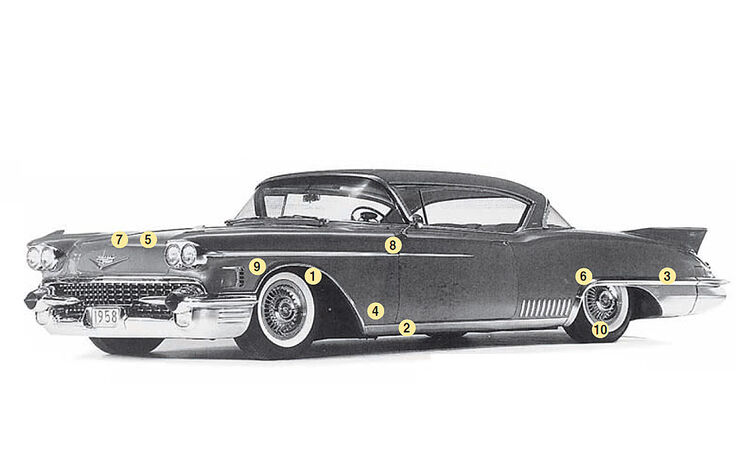 Cadillac Sixty Special Fleetwood