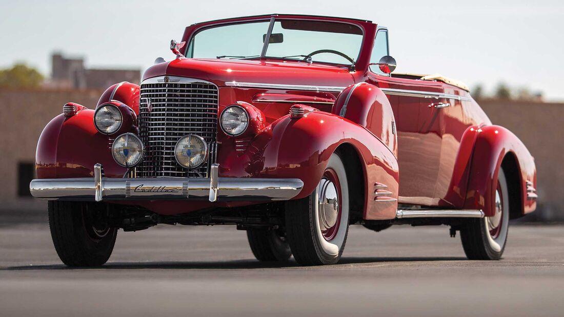 Cadillac V16 Convertible Coupé (1939)