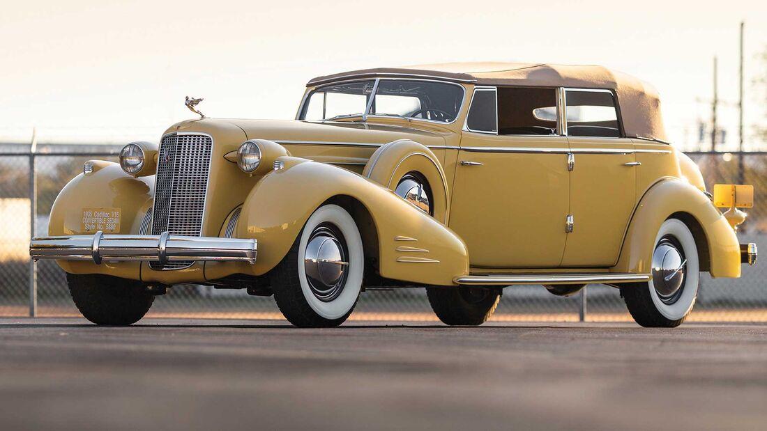 Cadillac V16 Imperial Convertible Sedan (1935)