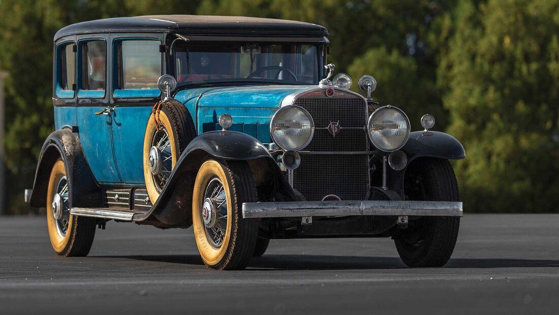 Cadillac V16 Seven Passenger Imperial Sedan (1931)