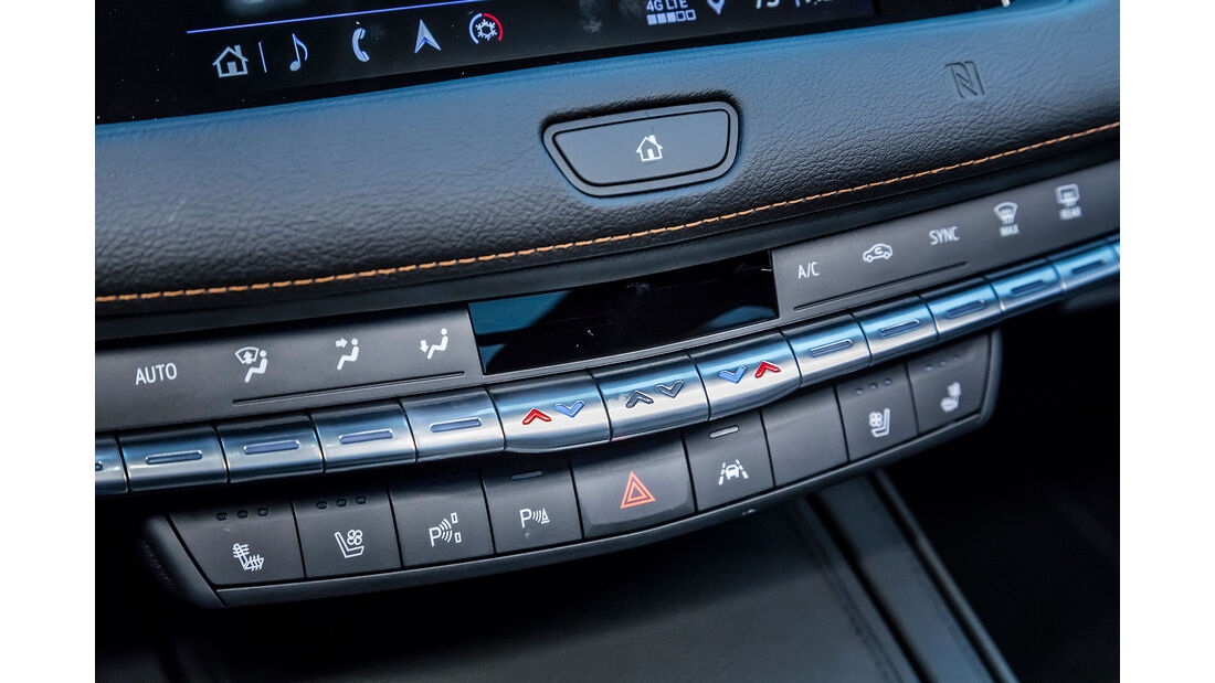 Cadillac XT4 (2018) Fahrbericht