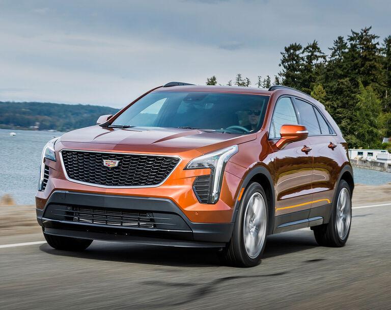 Neuer Cadillac Xt4 2018 Bilder Infos Daten Fahrbericht